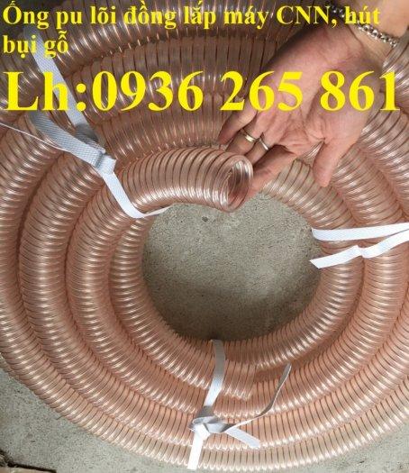 Mua ống Pu lõi kẽm mạ đồng để thu gom bụi trong nhà máy, xưởng sản xuất giá rẻ6
