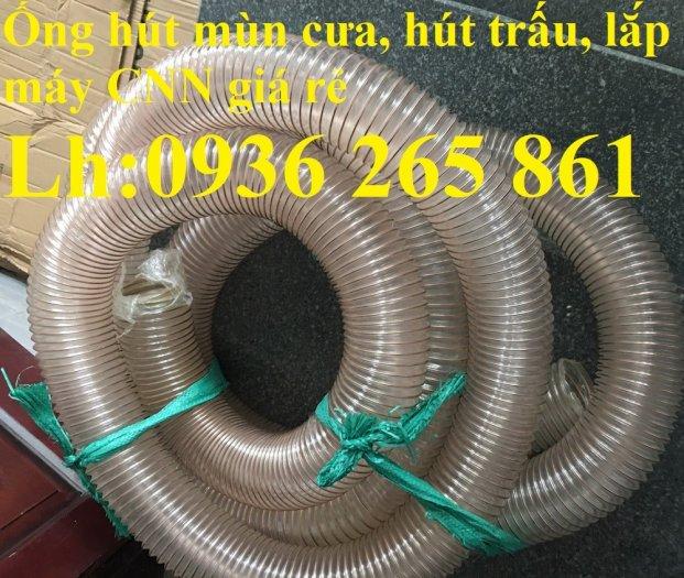 Mua ống Pu lõi kẽm mạ đồng để thu gom bụi trong nhà máy, xưởng sản xuất giá rẻ4