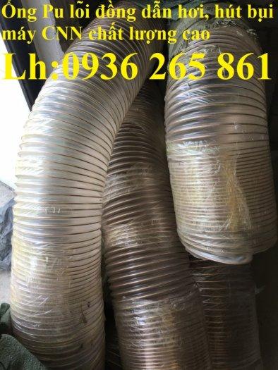 Mua ống Pu lõi kẽm mạ đồng để thu gom bụi trong nhà máy, xưởng sản xuất giá rẻ3