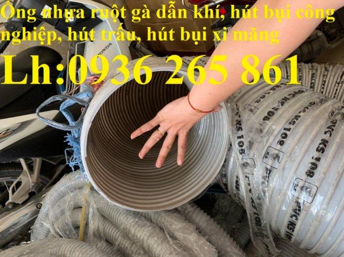 Hút bụi trong xưởng gỗ, xưởng may, xưởng chế biến nông sản sử dụng ống nào phù hợp nhất30