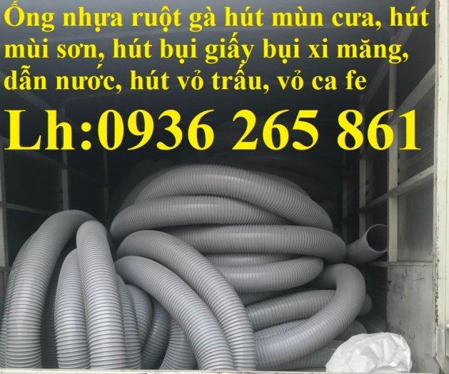 Hút bụi trong xưởng gỗ, xưởng may, xưởng chế biến nông sản sử dụng ống nào phù hợp nhất27
