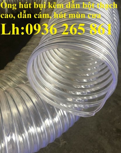 Hút bụi trong xưởng gỗ, xưởng may, xưởng chế biến nông sản sử dụng ống nào phù hợp nhất20