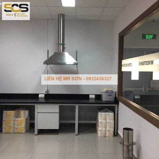 Hệ thống hút hơi nóng ASS - bằng inox 3044