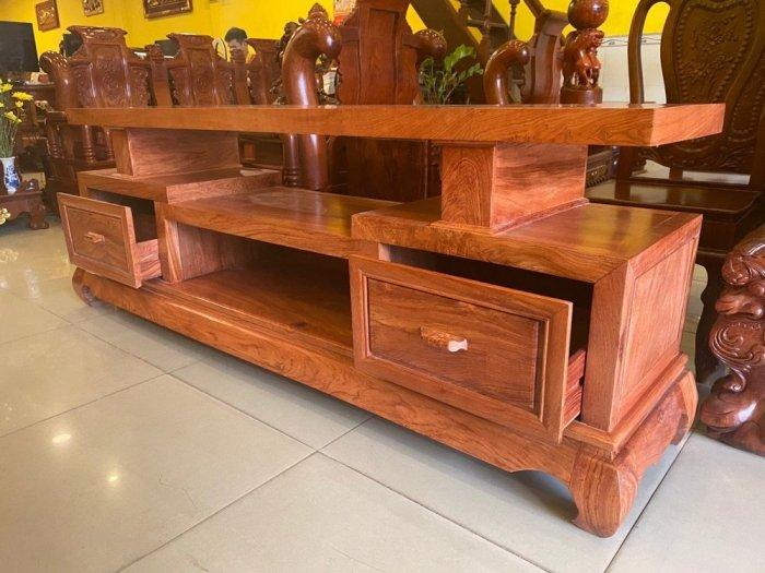 TTV37  Tủ tivi sofa hiện đại gỗ  2m1