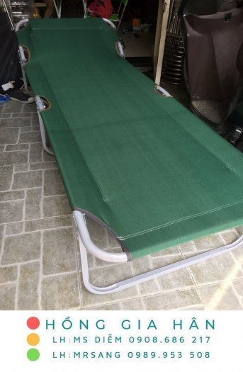 Giường xếp tiện dụng giá tốt nhất TPHCM Hồng Gia Hân HGH0010