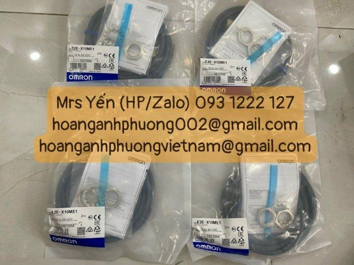 E2E-X10ME1 Cảm Biến Tiệm Cận   Omron   Công ty TNHH Hoàng Anh Phương1