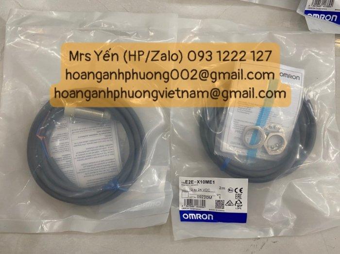 E2E-X10ME1 Cảm Biến Tiệm Cận   Omron   Công ty TNHH Hoàng Anh Phương0