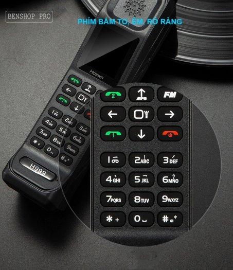 Điện thoại siêu bền, pin khủng, hỗ trợ sạc cho smartphone H99912