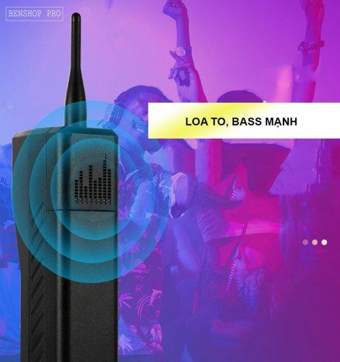 Điện thoại siêu bền, pin khủng, hỗ trợ sạc cho smartphone H99911