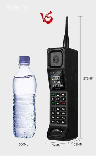Điện thoại siêu bền, pin khủng, hỗ trợ sạc cho smartphone H9990