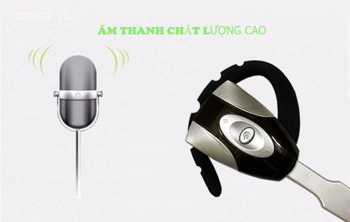 Tai nghe bluetooth tích hợp microphone P319