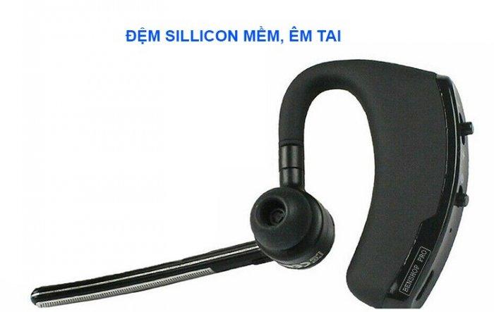 Tai nghe đeo sau tai không dây tích hợp microphone V8SCR6