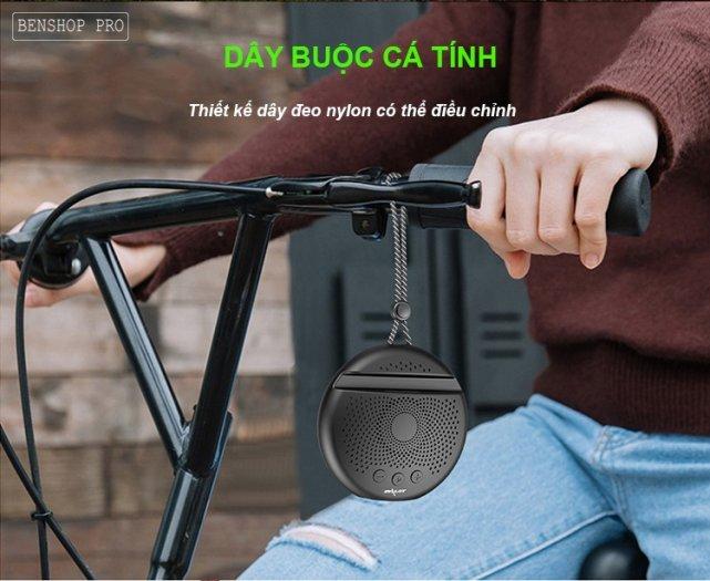 Loa bluetooth siêu trầm mini audio Zealot S247