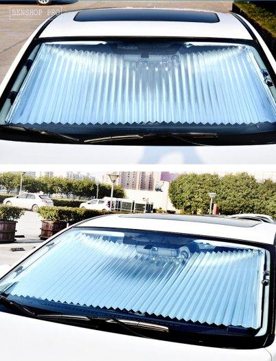 Rèm che nắng kính chắn gió chống tia UV cao cấp cho ô tô R8016