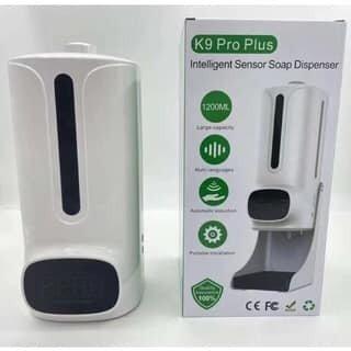 Máy rửa tay sát khuẩn tích hợp đo nhiệt độ K9PP2