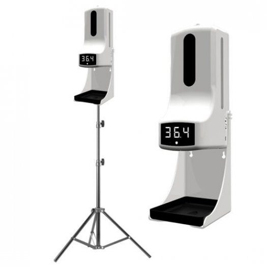 Máy rửa tay sát khuẩn tích hợp đo nhiệt độ K9PP0