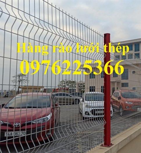 Hàng rào lưới thép, hàng rào mạ kẽm, sơn tĩnh điện, hàng rào nhà kho10