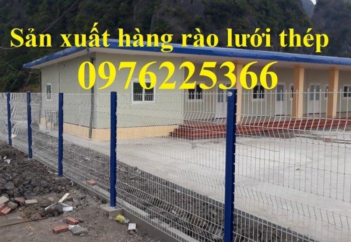 Hàng rào lưới thép, hàng rào mạ kẽm, sơn tĩnh điện, hàng rào nhà kho9