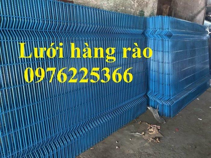 Hàng rào lưới thép, hàng rào mạ kẽm, sơn tĩnh điện, hàng rào nhà kho5