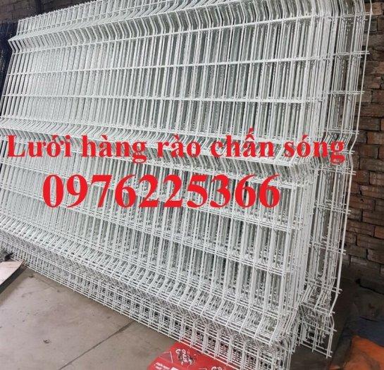 Hàng rào lưới thép, hàng rào mạ kẽm, sơn tĩnh điện, hàng rào nhà kho4