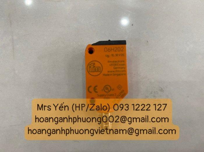 Cảm Biến 06H202 | IFM | Công Ty Hoàng Anh Phương | Hàng nhập khẩu chính hãng1