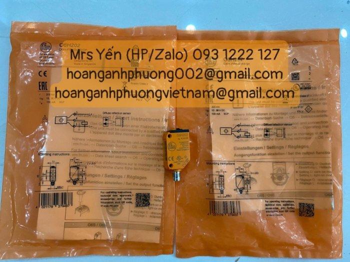 Cảm Biến 06H202 | IFM | Công Ty Hoàng Anh Phương | Hàng nhập khẩu chính hãng0