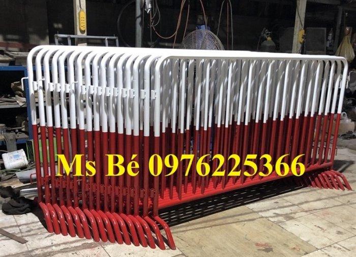 Hàng rào di động 1x2m bền , đep, chắc chắn13