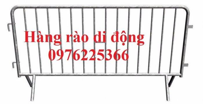 Hàng rào di động 1x2m bền , đep, chắc chắn3