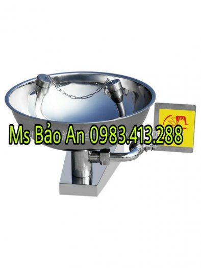 Bồn rửa mắt khẩn cấp Homasi EW4012