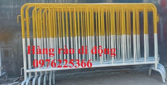 Chuyên sản xuất khung hàng rào di động 1x2m, 1.2x2m8