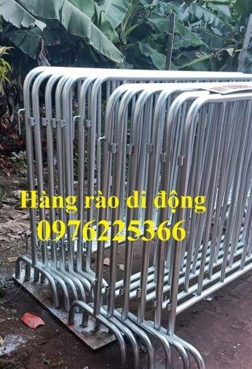Chuyên sản xuất khung hàng rào di động 1x2m, 1.2x2m7