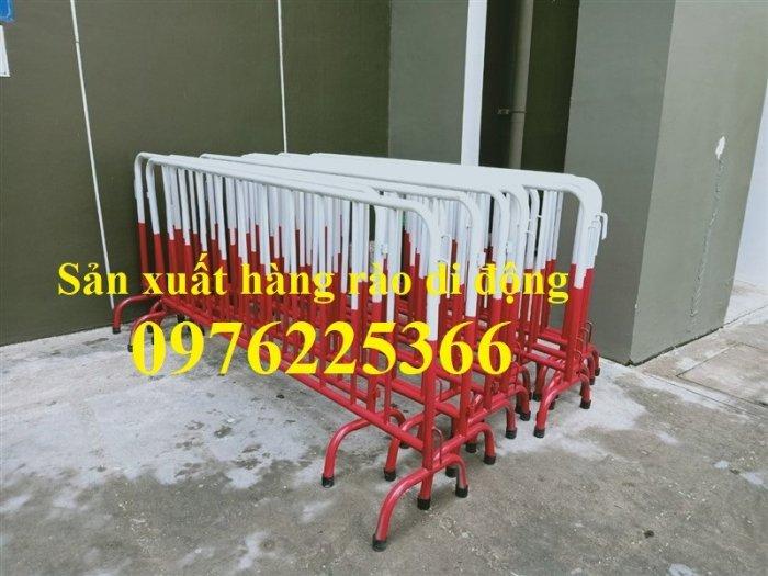 Chuyên sản xuất khung hàng rào di động 1x2m, 1.2x2m5