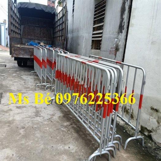 Chuyên sản xuất khung hàng rào di động 1x2m, 1.2x2m0