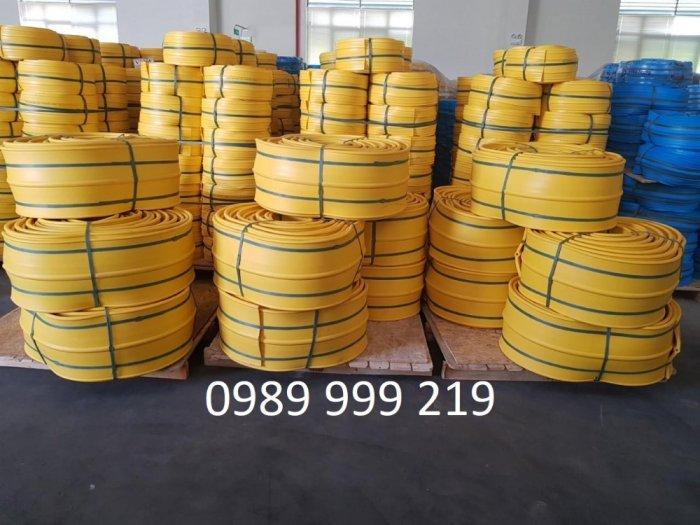 Cuộn cản nước pvc chống thấm v200 cao 20cm dài 20m2