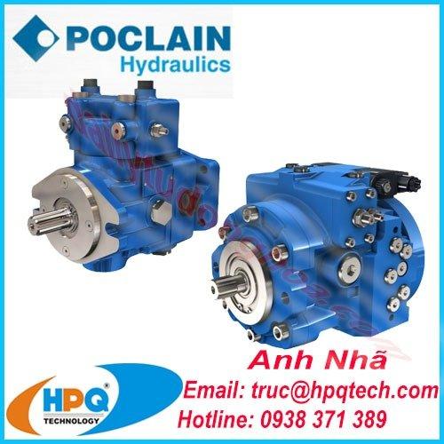 Nhà cung cấp bơm thủy lực Poclain chính hãng tại Việt Nam3