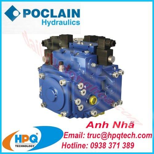Nhà cung cấp bơm thủy lực Poclain chính hãng tại Việt Nam2
