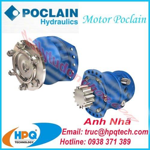 Nhà cung cấp bơm thủy lực Poclain chính hãng tại Việt Nam1