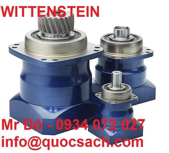 Nhà cung cấp hộp số servo WITTENSTEIN tại Việt Nam5