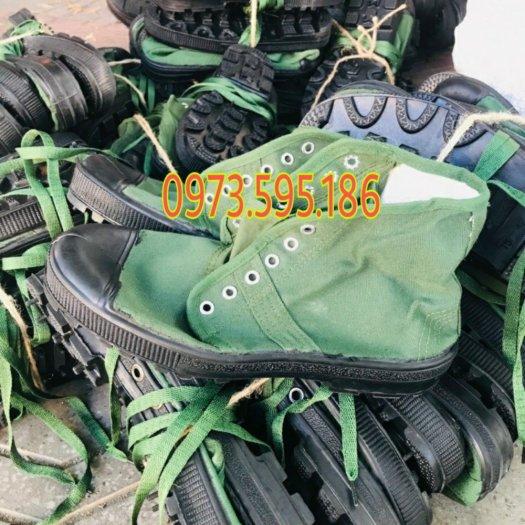 Giày vải bộ độ cao cổ1