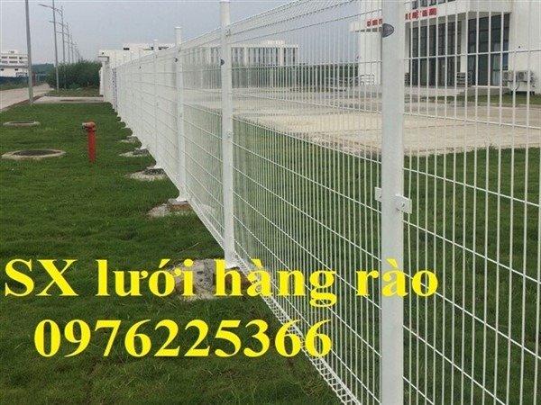 Hàng rào lưới thép, hàng rào gập đầu, hàng rào chấn sóng11