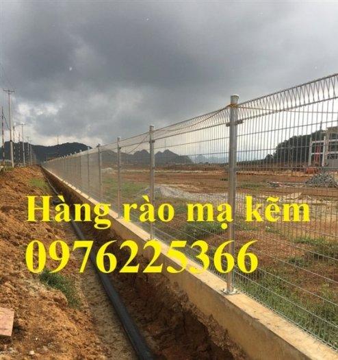 Hàng rào lưới thép, hàng rào gập đầu, hàng rào chấn sóng5