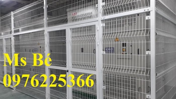 Mẫu hàng rào lưới thép, giá hàng rào lưới thép mới nhất10