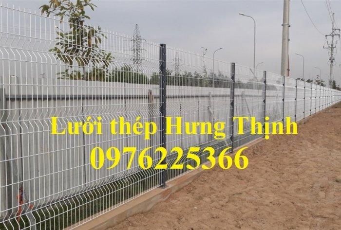 Mẫu hàng rào lưới thép, giá hàng rào lưới thép mới nhất8