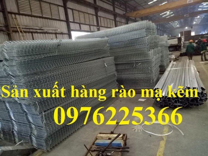 Mẫu hàng rào lưới thép, giá hàng rào lưới thép mới nhất7