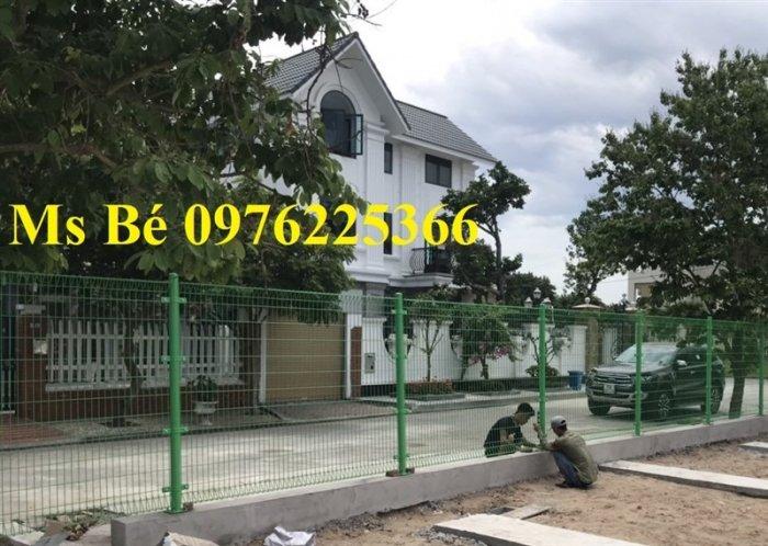 Mẫu hàng rào lưới thép, giá hàng rào lưới thép mới nhất5