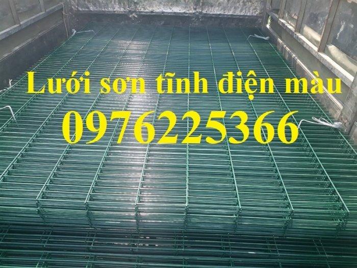 Mẫu hàng rào lưới thép, giá hàng rào lưới thép mới nhất4
