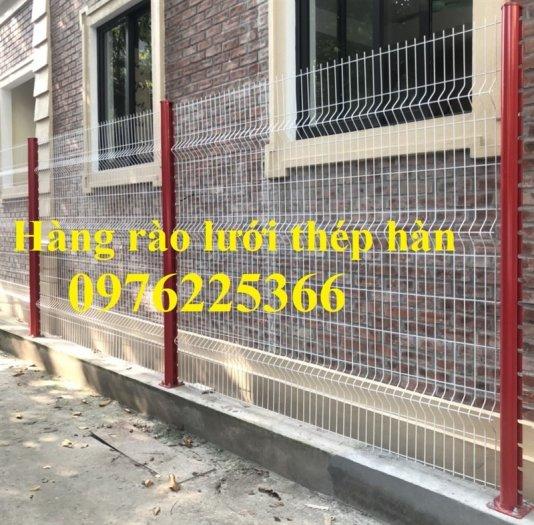 Mẫu hàng rào lưới thép, giá hàng rào lưới thép mới nhất3