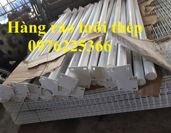 Mẫu hàng rào lưới thép, giá hàng rào lưới thép mới nhất2