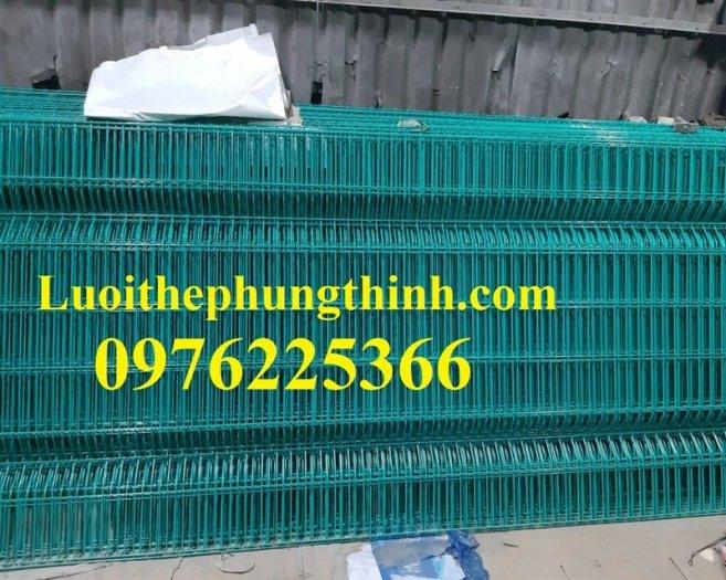 Mẫu hàng rào lưới thép, giá hàng rào lưới thép mới nhất1