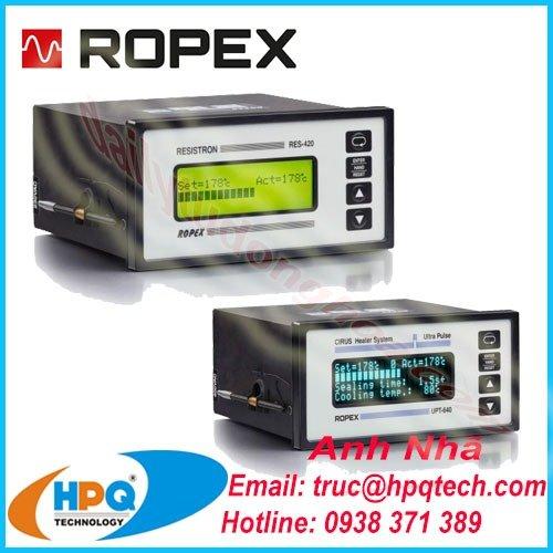 Nhà cung cấp bô điều khiển nhiệt độ Ropex chính hãng tại Việt Nam2